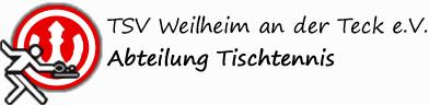 Tischtennis-Weilheim.de